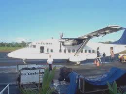 """Local Flight Ticket """"La Costeña"""" Nicaragua - Honduras"""
