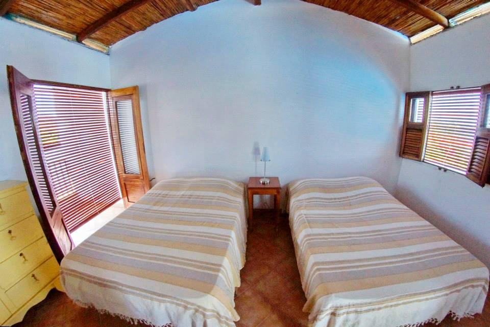Isla grande cuarto para dos personas