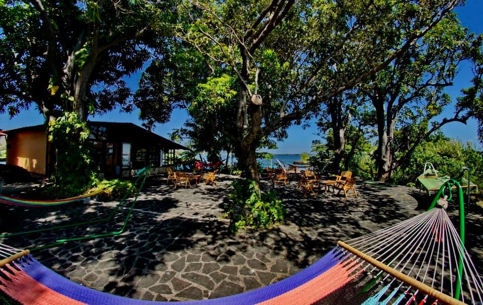 Isla grande hamacas patio