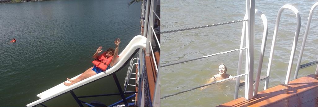 header isletas tour bella del mar granada nadando