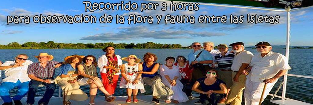 header tour entre las isletas whatamaran flora y fauna
