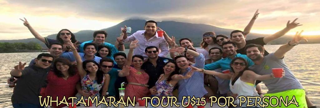 header tour entre las isletas whatamaran precio por persona