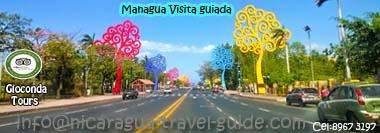 nicaragua travel guide managua visita guiada arboles