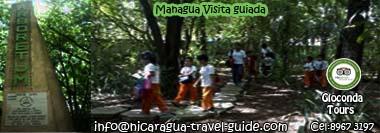nicaragua travel guide managua visita guiada arboretum nacional educacion ambiental