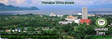 nicaragua travel guide managua visita guiada