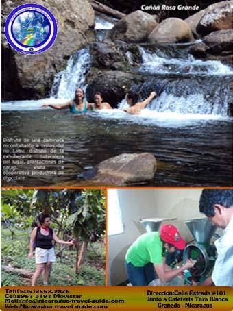 nicaragua travel guide region atlantico norte tours canon labu siuna