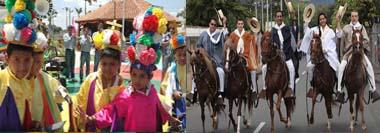 nicaragua travel guide viaje a la ciudad de boaco fiesta patronal hipicos
