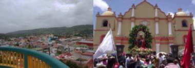 nicaragua travel guide viaje a la ciudad de boaco fiesta patronal mirador