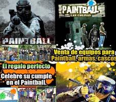 paintball managua